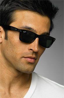 ray ban wayfarer small  Small Ray Ban Wayfarer Sunglasses - Ficts