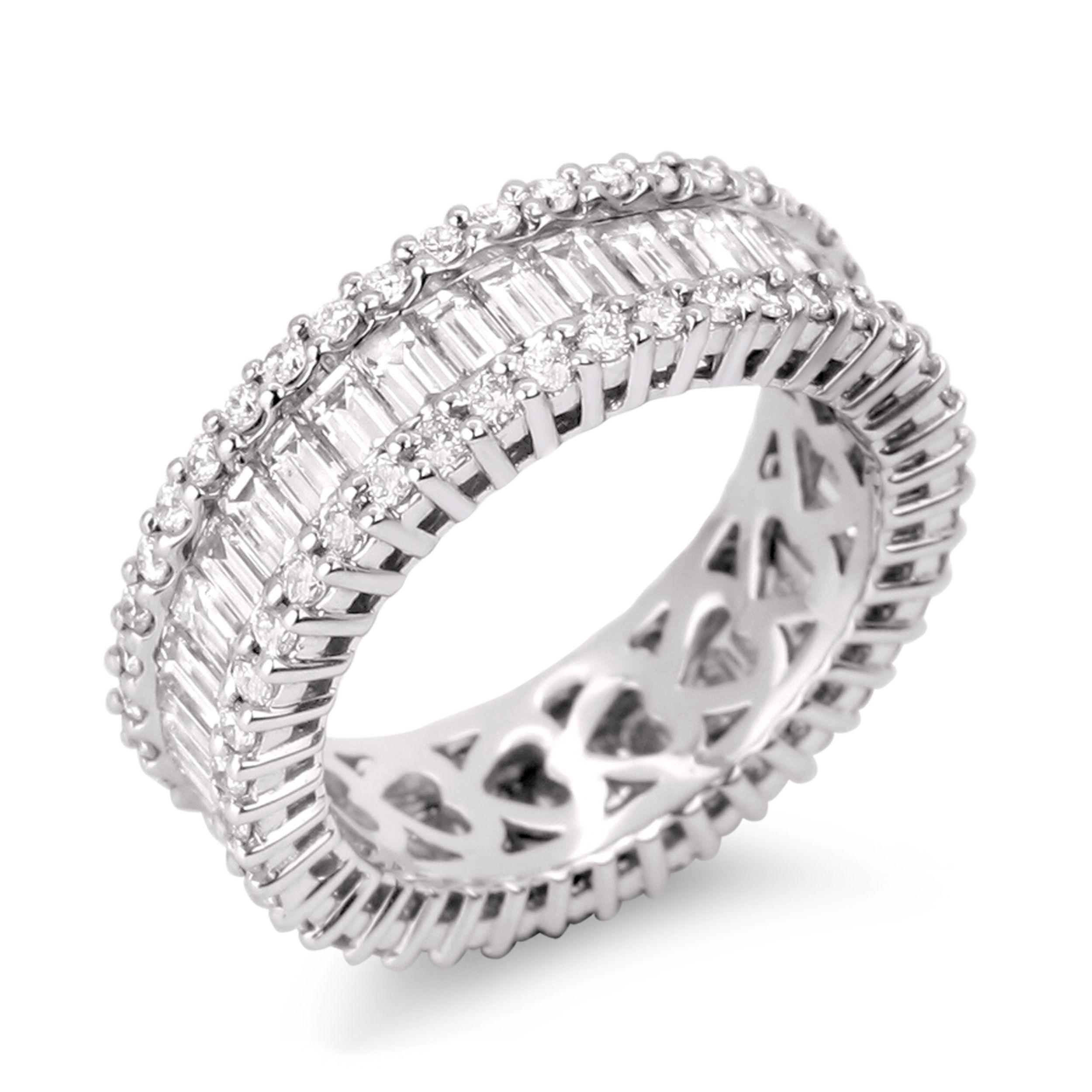 Diamond Anniversary Bands  Diamond Anniversary Rings Sgr754 (rings)