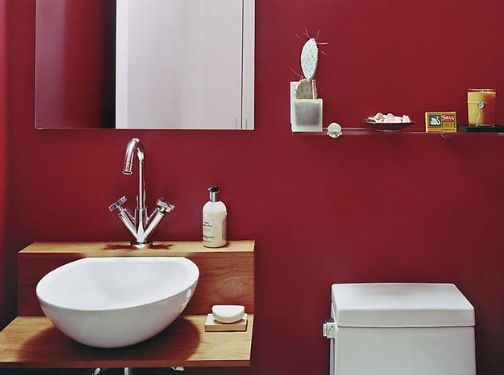 Raspberry Bathroom Paint 28 Images Glidden Premium 8 Oz Hdgcn60 Deep Raspberry Shadow Behr