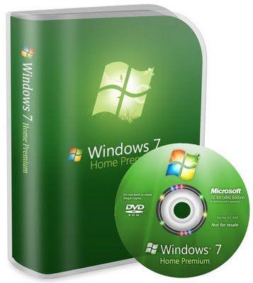 Windows 7 Home Premium Product Key 64 32 Bit Activation Key