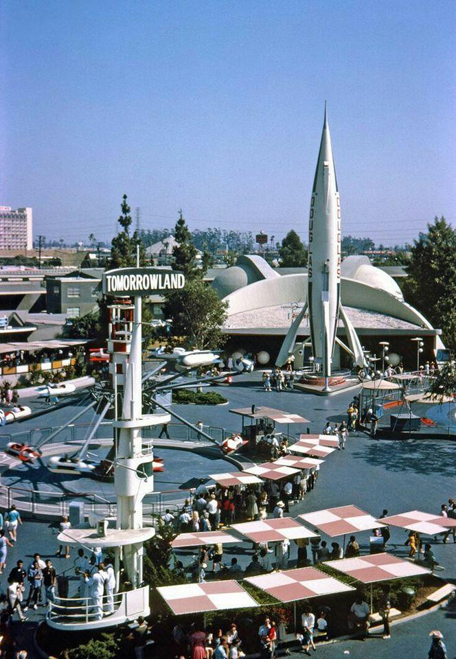 Tomorrowland 1955