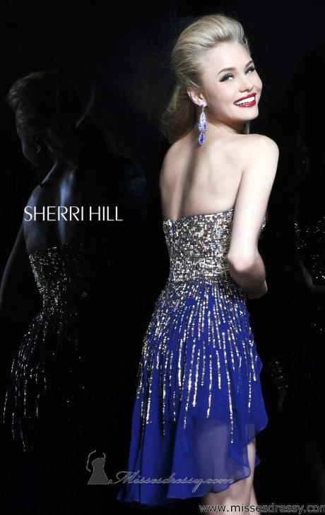 Sherri Hill 8443 by Sherri Hill