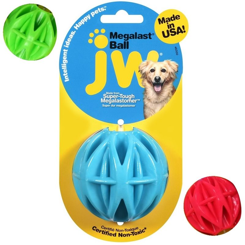 Jw Pet Megalast Mega Ball Dog Toys Small Jw Pet Pet Companies