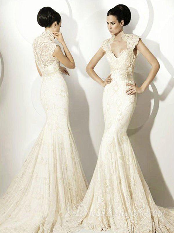 Wedding Dress Elegant Lace