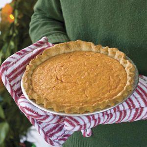 Splurge-Worthy Thanksgiving Desserts   Sweet Potato-Buttermilk Pie   SouthernLiving.com