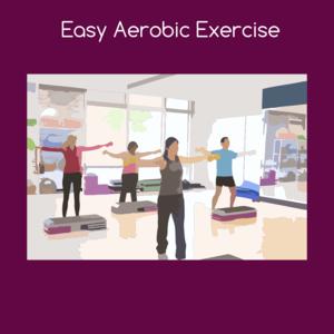 Easy aerobic exercise KiritKumar Thakkar Aerobics
