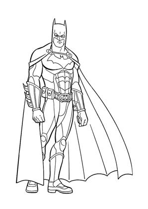 Ausmalbild Batman Superhelden Malvorlagen Star Wars Malbuch Ausmalbilder