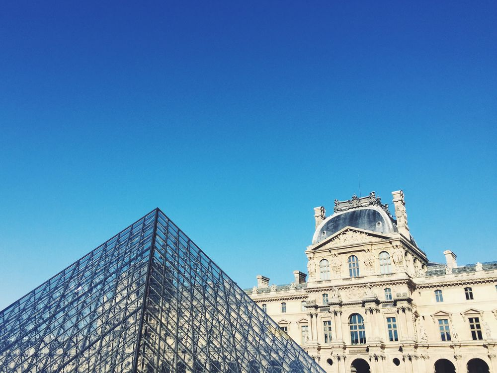 Paris photo diary and travel guide