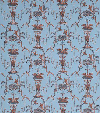 Arabesque Pigeons 1790