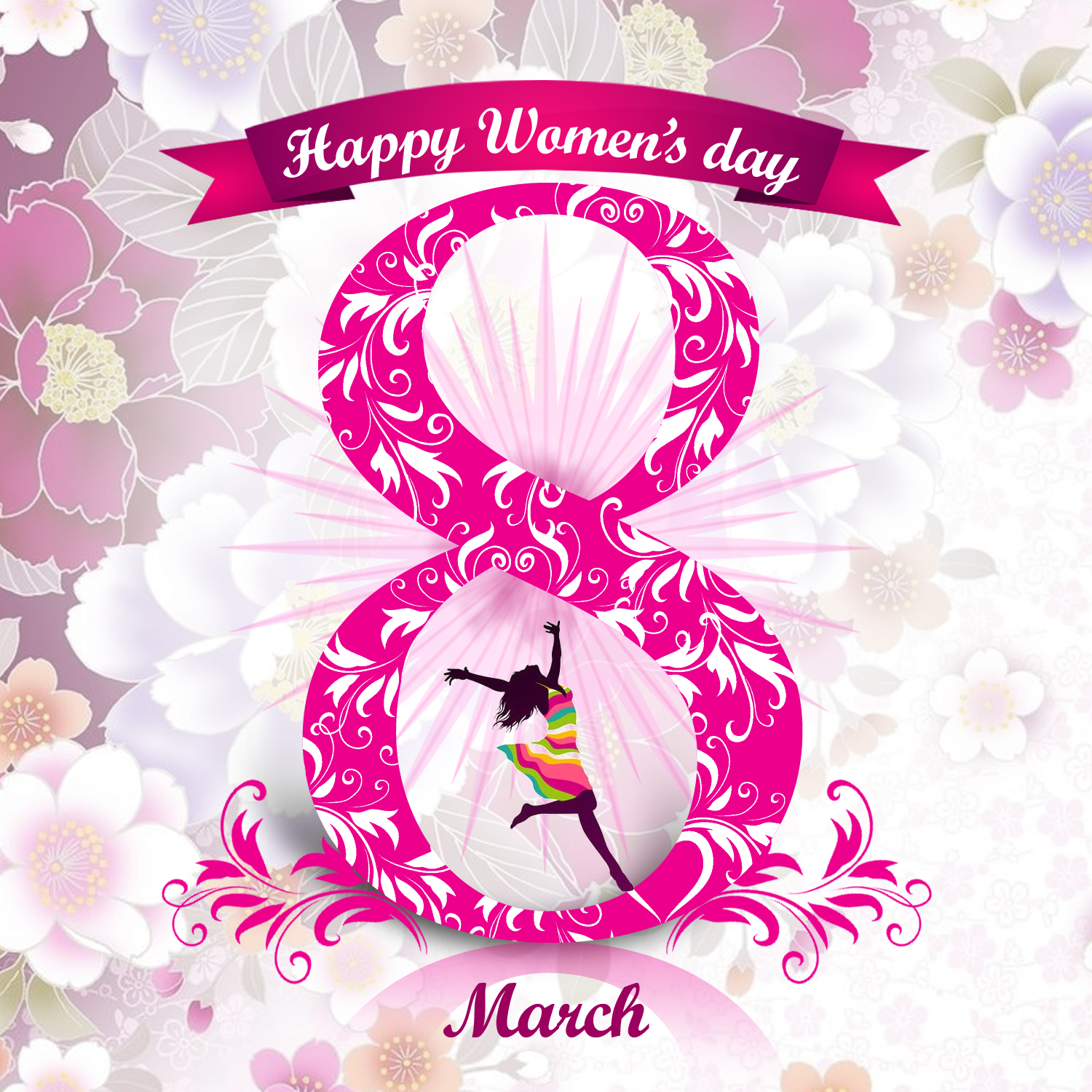 Women S Day Vector International Women S Day Vector Women S Day Graphic Happy Woman Day Ladies Day Happy Womens Day