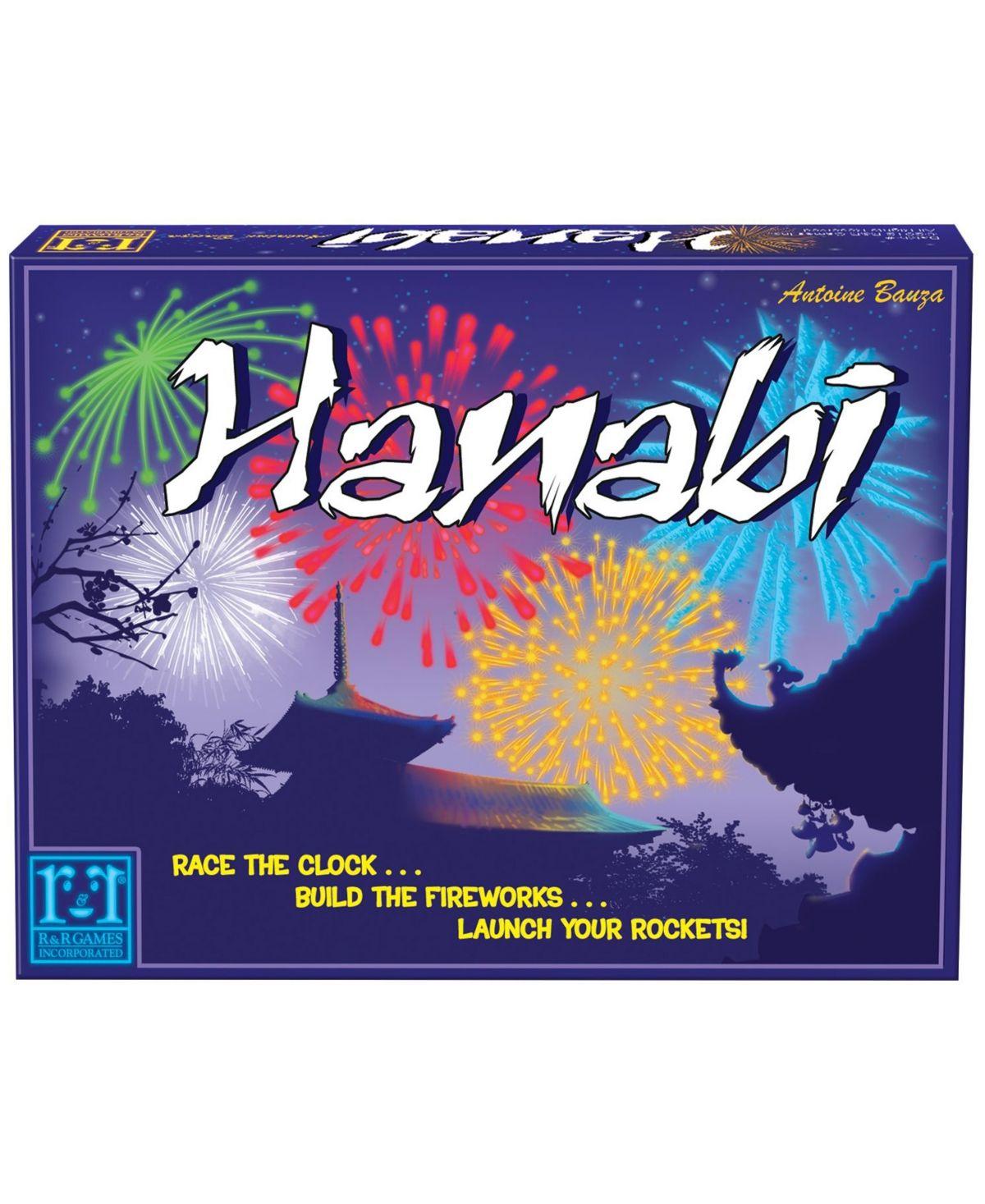 HANABI CARD GAME SET NEW R/&R GAMES
