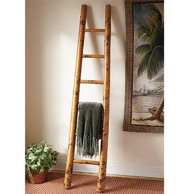 Bamboo Ladders Natural,Bamboo Ladders,Ladders,Indoor Furniture - muebles de bambu modernos
