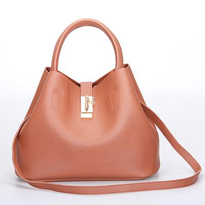 Outer Material Pu Leather Size Approx 15 8 7 5 9 Inches L H W Height Of Handle 5 1 Inch Q Leather Handbags Women Leather Handbags Casual Tote Bag