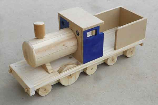 Wooden Toy Train Plans Download Print Ready Pdf Wooden
