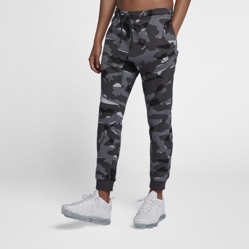Sportswear Club Men's Camo Joggers. GB | Camo
