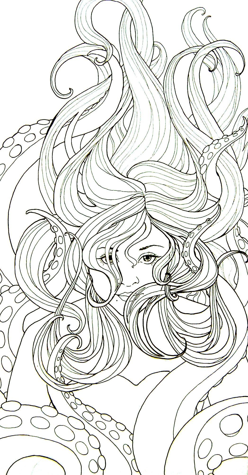 ursula_by_lamorien-d41asej.jpg (1048×2008) | dd | Pinterest