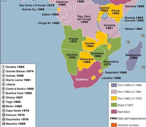 Hutu contro Tutsi: le radici del conflitto in Ruanda