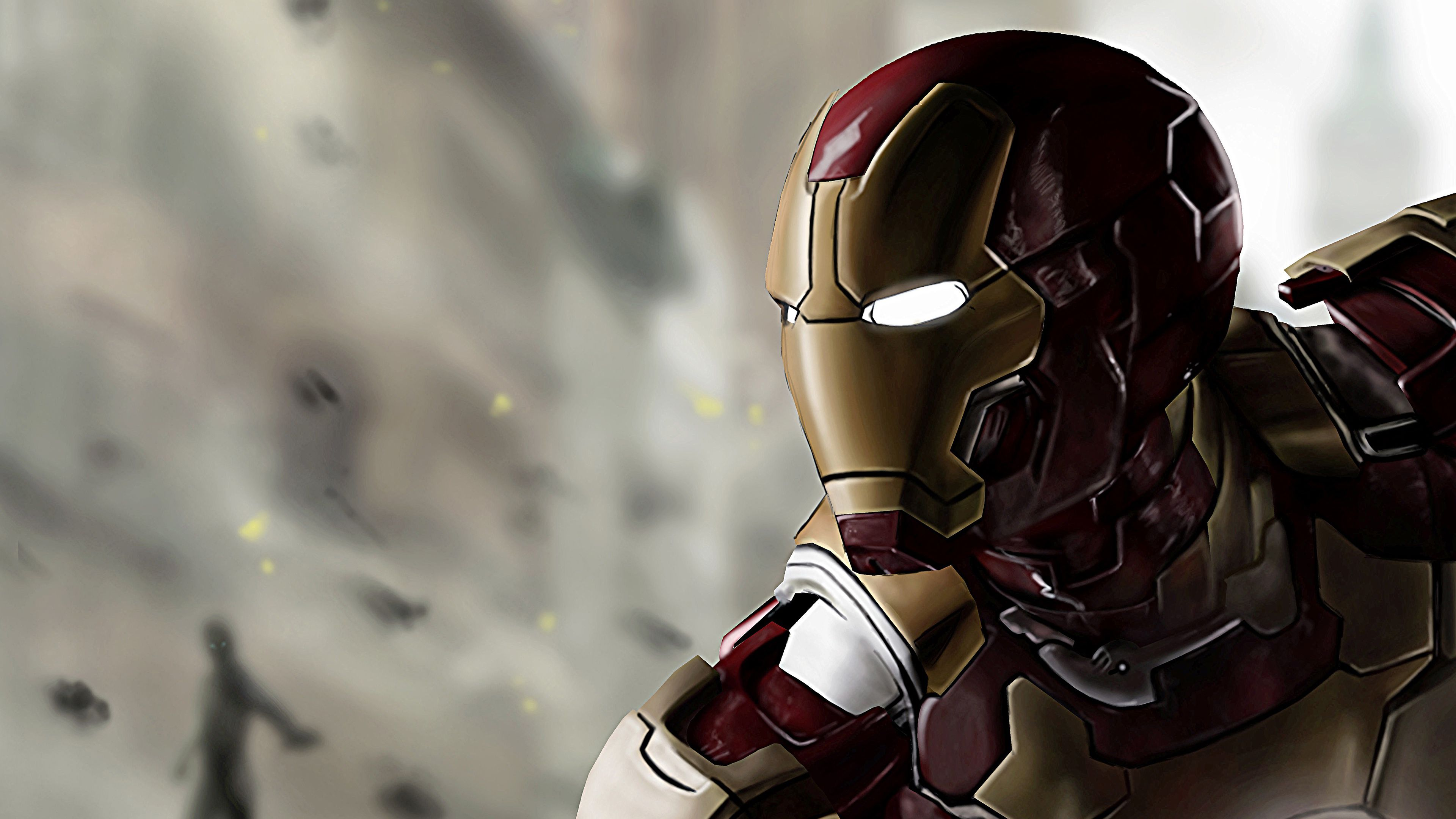 Iron Man In Avengers Age Of Ultron 4k Superheroes Wallpapers Iron Man Wallpapers Hd Wallpapers Digital Art Wallpape Iron Man Wallpaper Iron Man Avengers Age Iron man age of ultron wallpaper