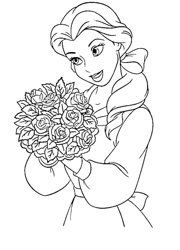 Feelings Coloring Page Disney Princess Coloring Pages Belle Coloring Pages Barbie Coloring Pages