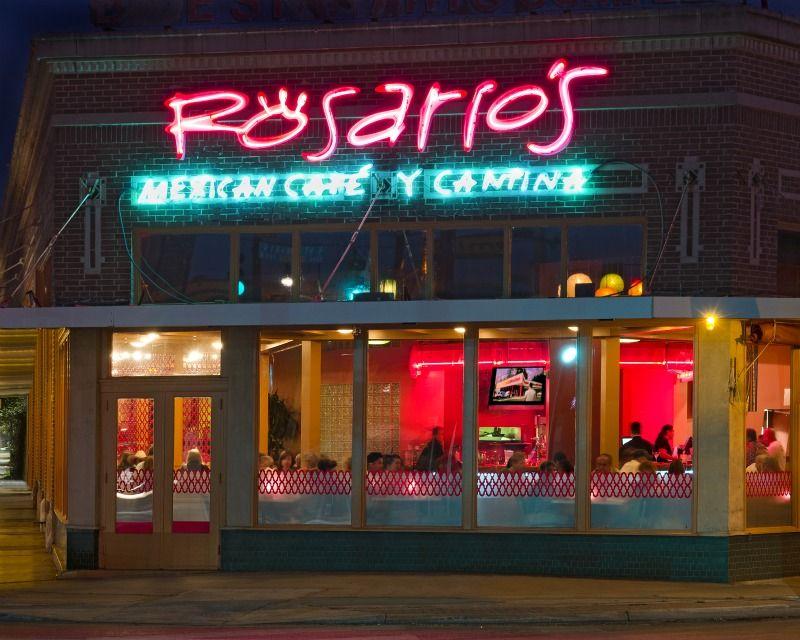 Rosario S Mexican Cafe Y Cantina In Southtown San Antonio