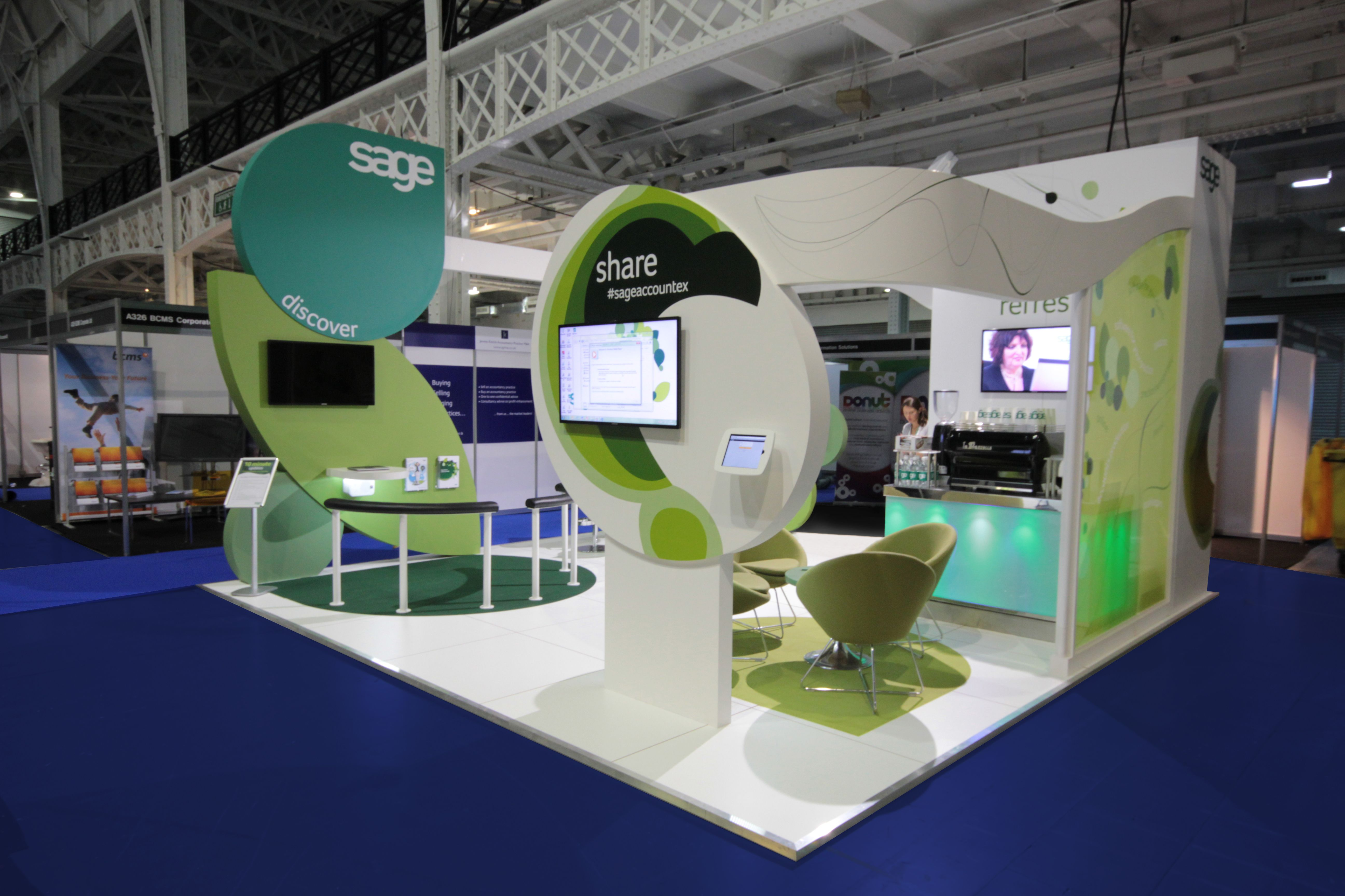 Modern Exhibition Stand Design : Exhibit stand green modern ideas pinterest