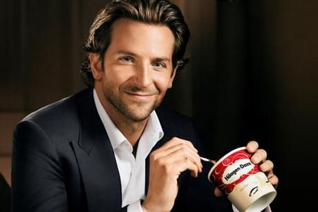 Häagen-Dazs campaign starring Bradley Cooper to launch in the UK