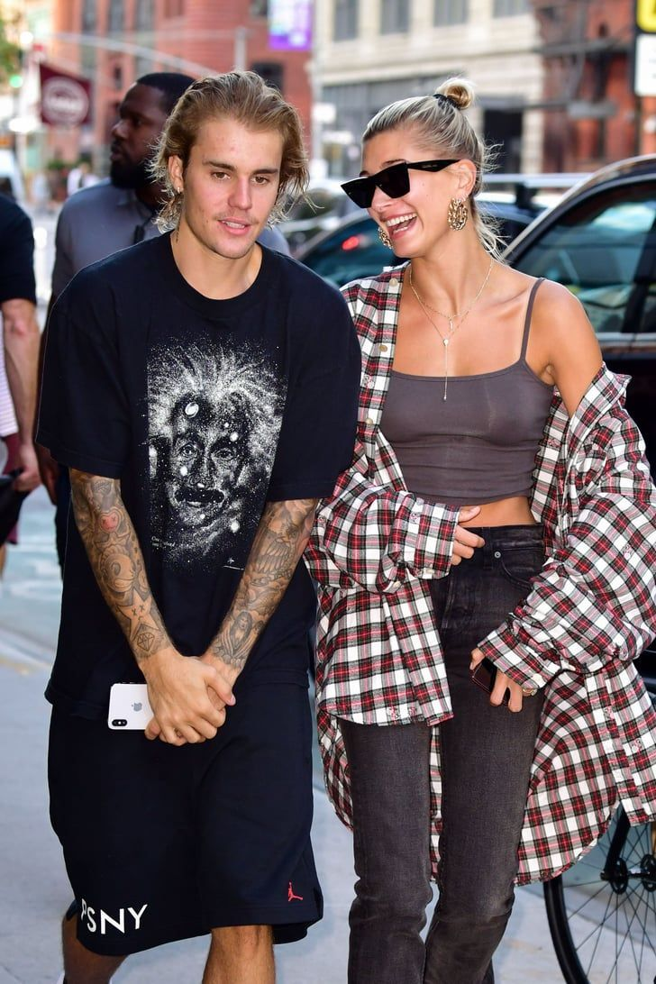 Hailey and Justin's Most Recent Outing Proves They're Just Like a Regular Couple (Almost) - Cute Celebrity Couples -