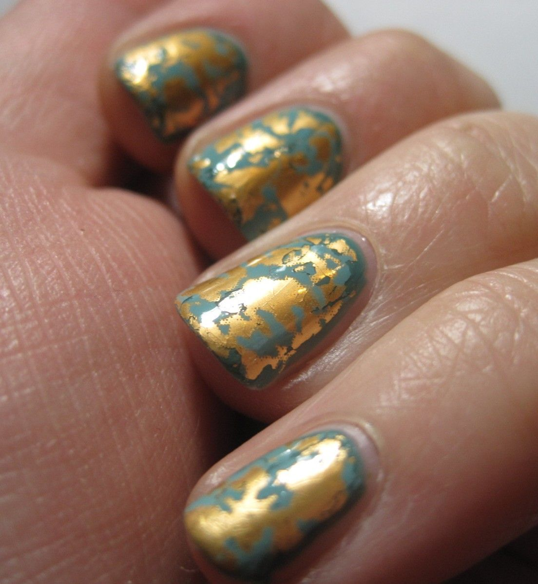 Simple & Easy Step by Step Nail Arts Tutorial with