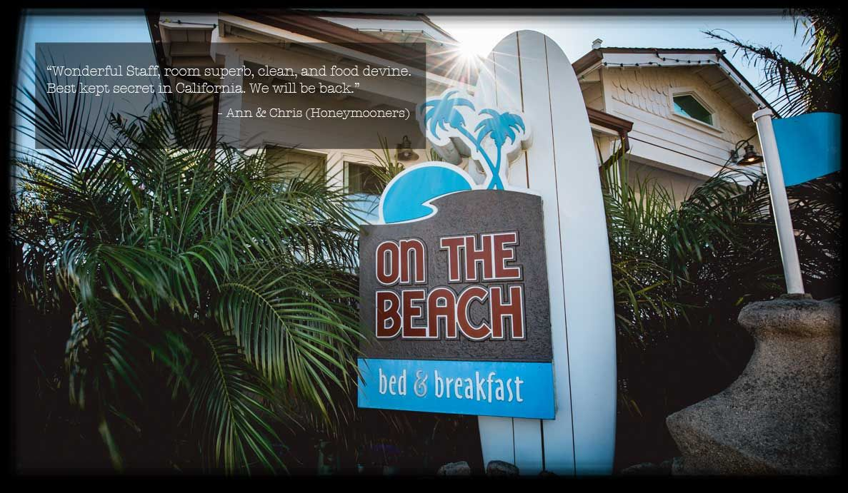 Bed & Breakfast Cayucos On The Beach Bed and Breakfast