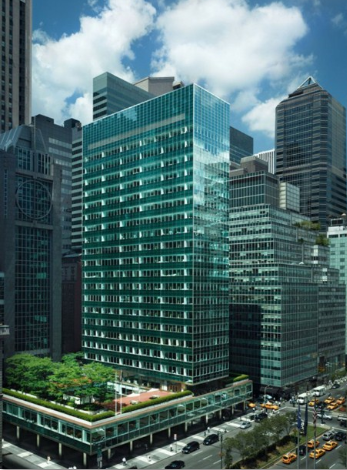 Lever house building