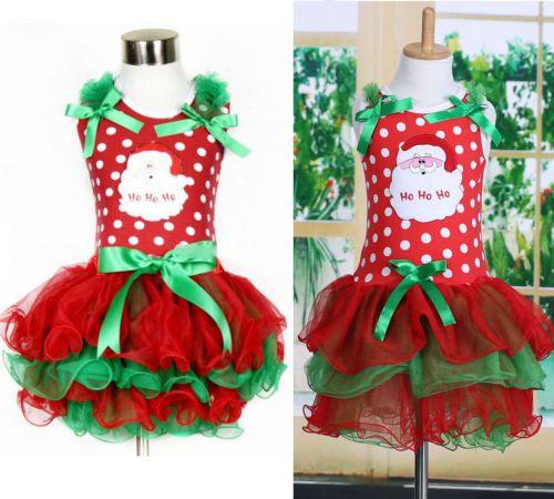 6-7Y Baby Kid Girl Christmas Candy Santa Lace Tutu Dress  One-piece Outfit 1 https://t.co/z6zJW5iaxw https://t.co/P9DAlFAYxx