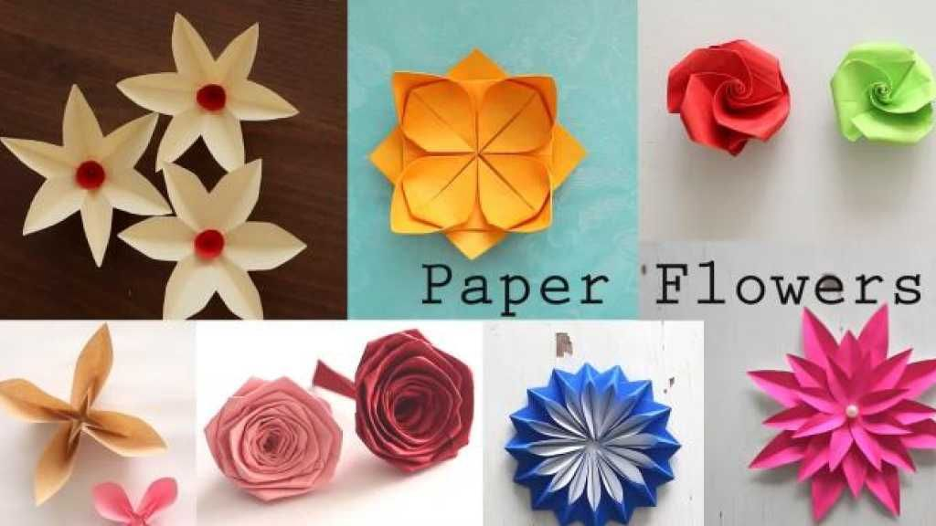 Handmade Paper Flowers Have Always Held A Special Appeal And