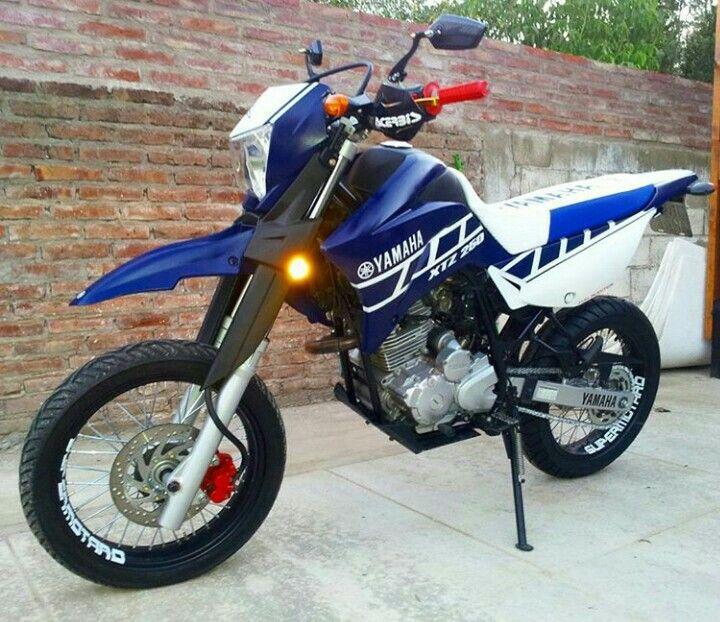 24 Lander Vanity: Motos, Yamaha Xtz 250 E Motocicletas