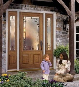 Pin By Namhi Park On Front Door Fiberglass Exterior Doors Masonite Doors Exterior Doors