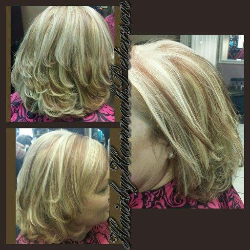 #thelegacysalon #hairbyhannahpeterson