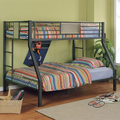 Bunkbed With Diamond Plate Cars Bedroom Bunk Beds Bed Bedroom