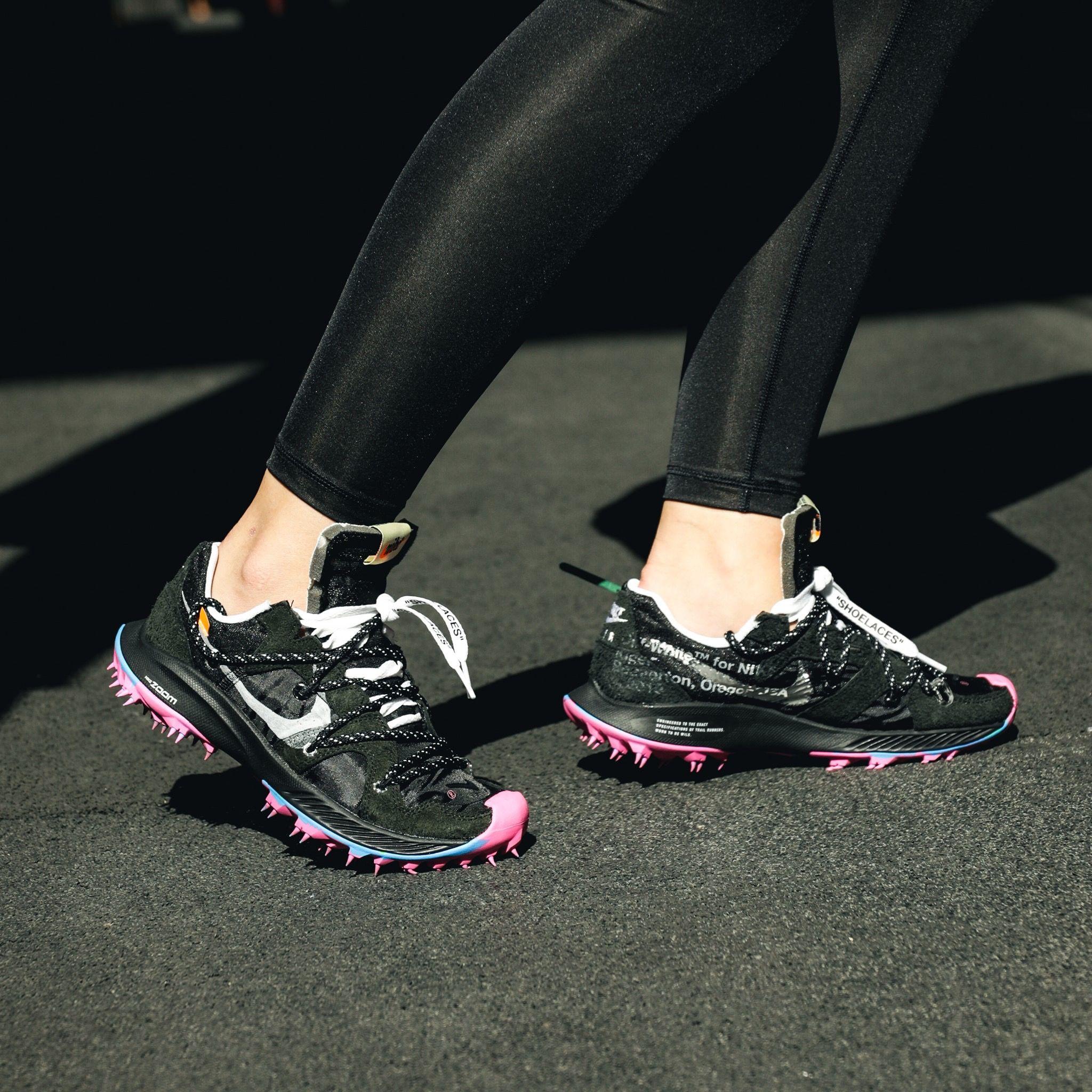"Nike x Off - White "" Zoom Terra Kiger 5"