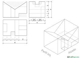 Ejercicios De Isometricos Dibujo Tecnico Pdf Busqueda De Google Solidworks Autocad Drawings