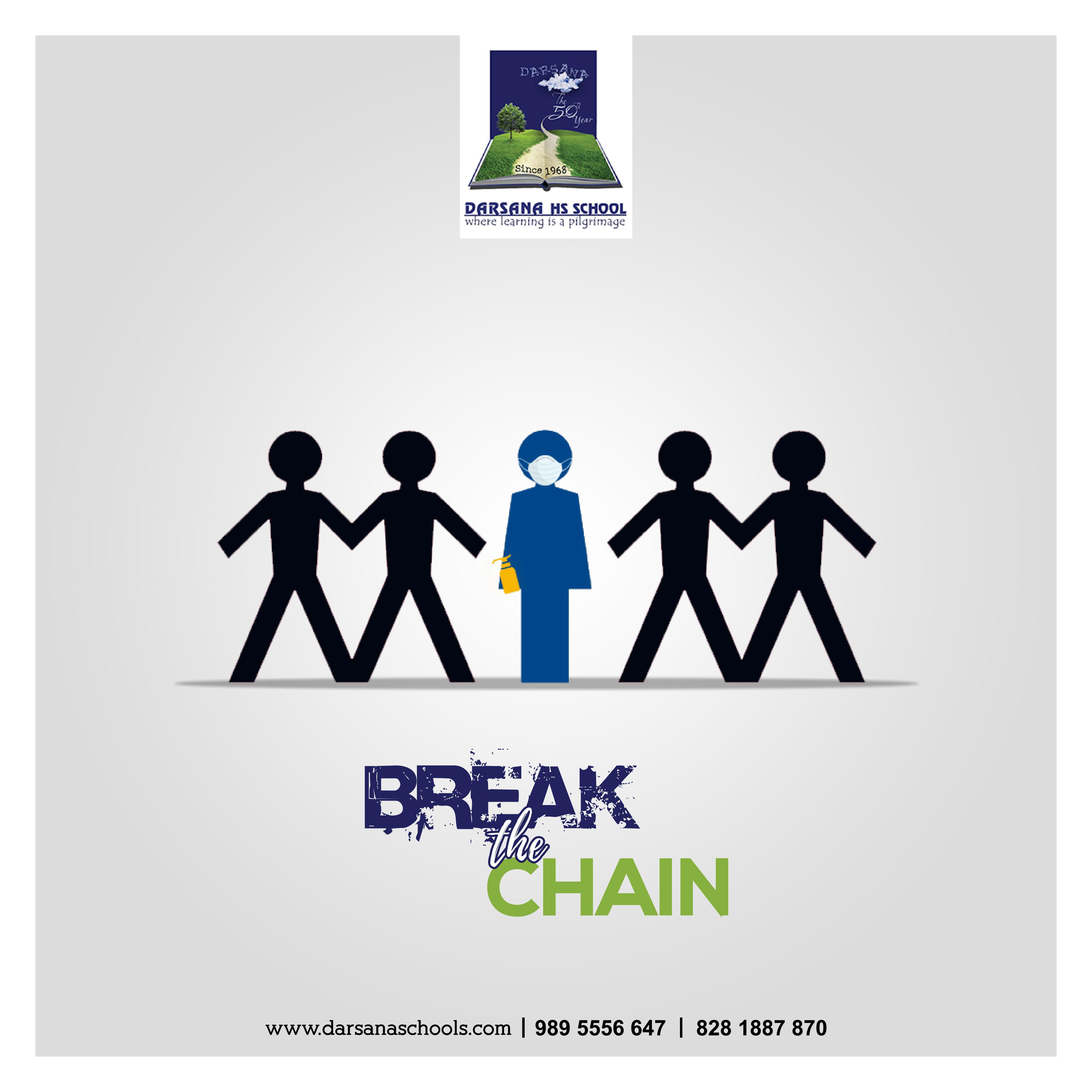 Pin on Break the chain Campaign Kerala