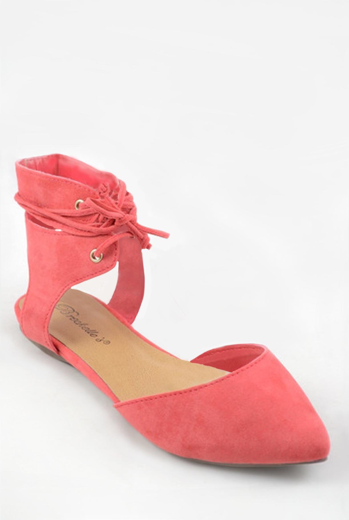 'Safety Dance' Ballet Shoe 'Safety Dance' Ballet Shoe