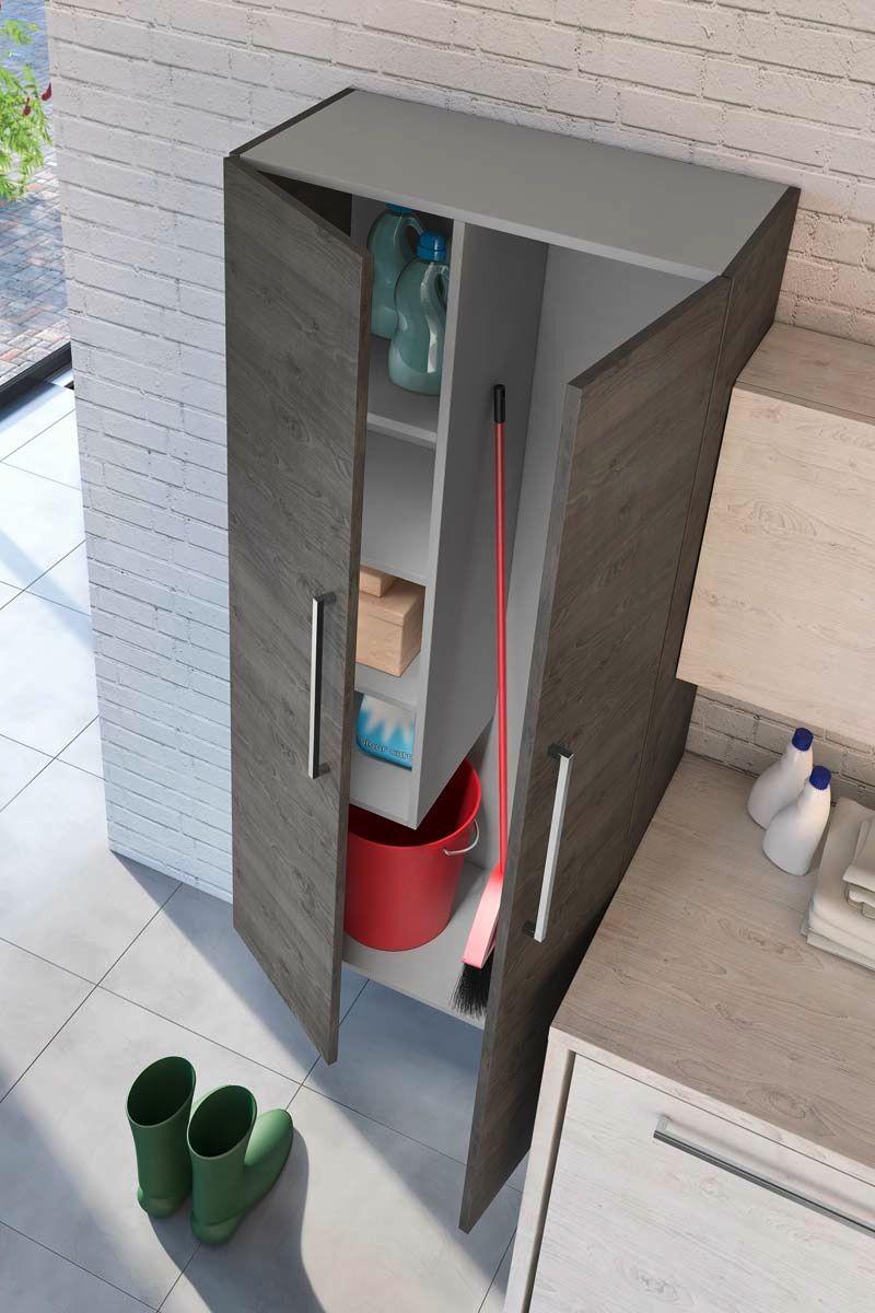 Arredo bagno lavanderia Top Lops Quick Progetto 1 4 | arredo bagno ...
