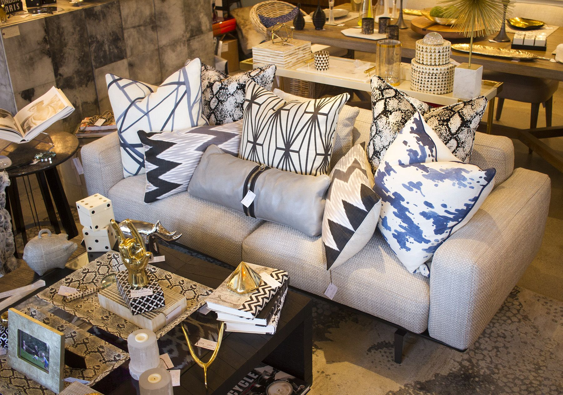 Remarkable Sofa Throw Pillows At Vanillawood Interior Design Boutique Bralicious Painted Fabric Chair Ideas Braliciousco