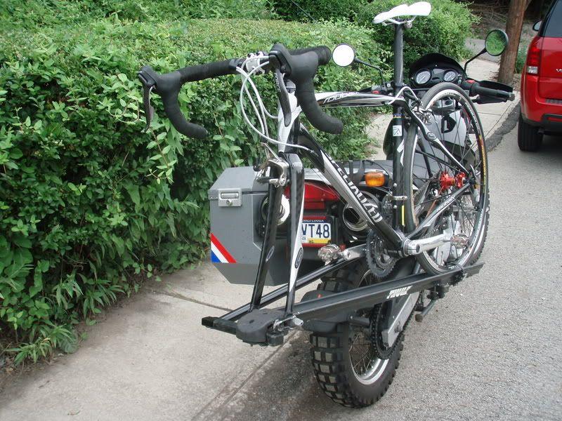 Pin On Motorcycle Bike Rack