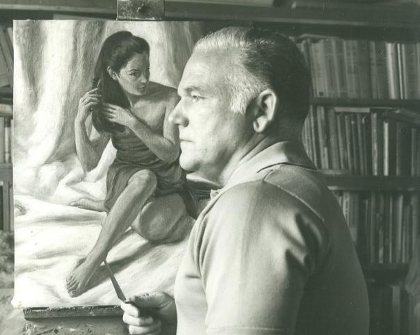 Luis Álvarez de Lugo (1923-), Venezuela.