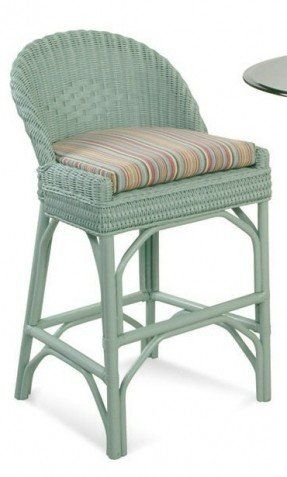 Change The Color Voila Wicker Counter Stools Bar Stools Colorful Bar Stools