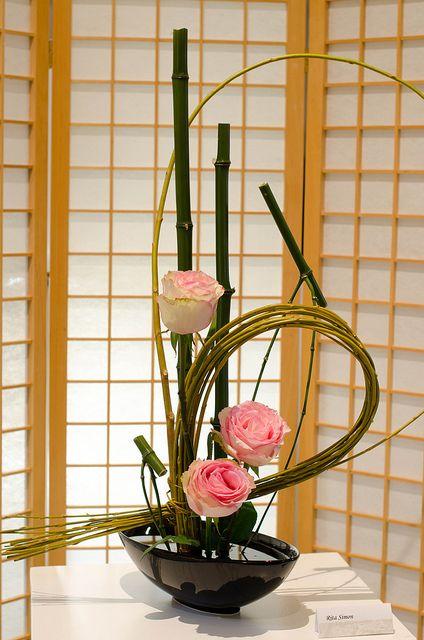 Ikebana - Rita Simon