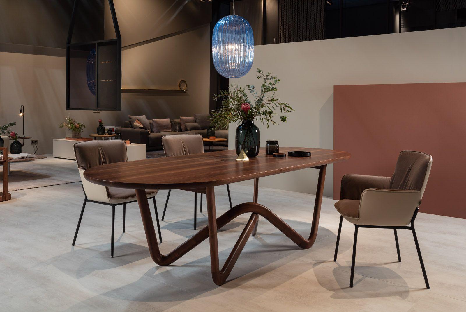 Rolf Benz 988 Combines Nature Art Culture And Architecture Luxury Design Table Art Luxuryfurniture Interior Luxury Furniture Home Decor Interior