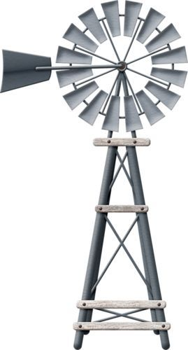 Pin by Just Saying' on Sillouette | Windmill art, Windmill ...