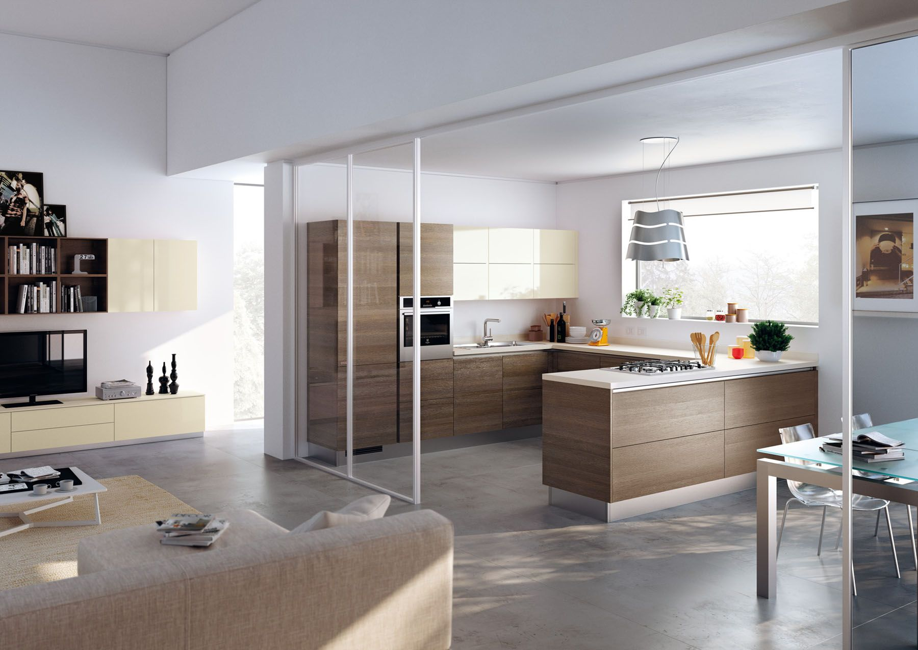 Cucina Evolution Scavolini island | For the Home | Pinterest ...