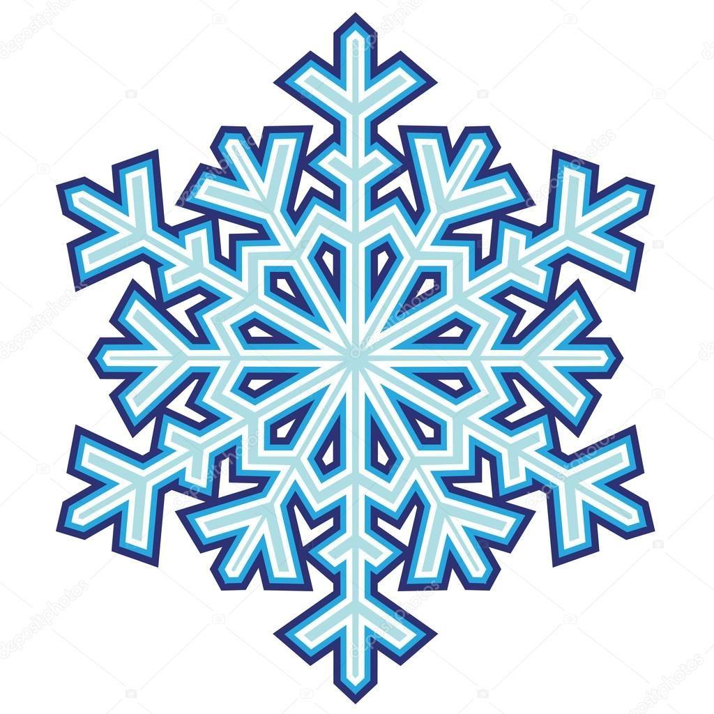снежинка рисунок художественный: 11 тыс изображений ...